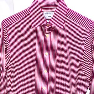 Charles Tyrwhitt Gingham Dress Shirt